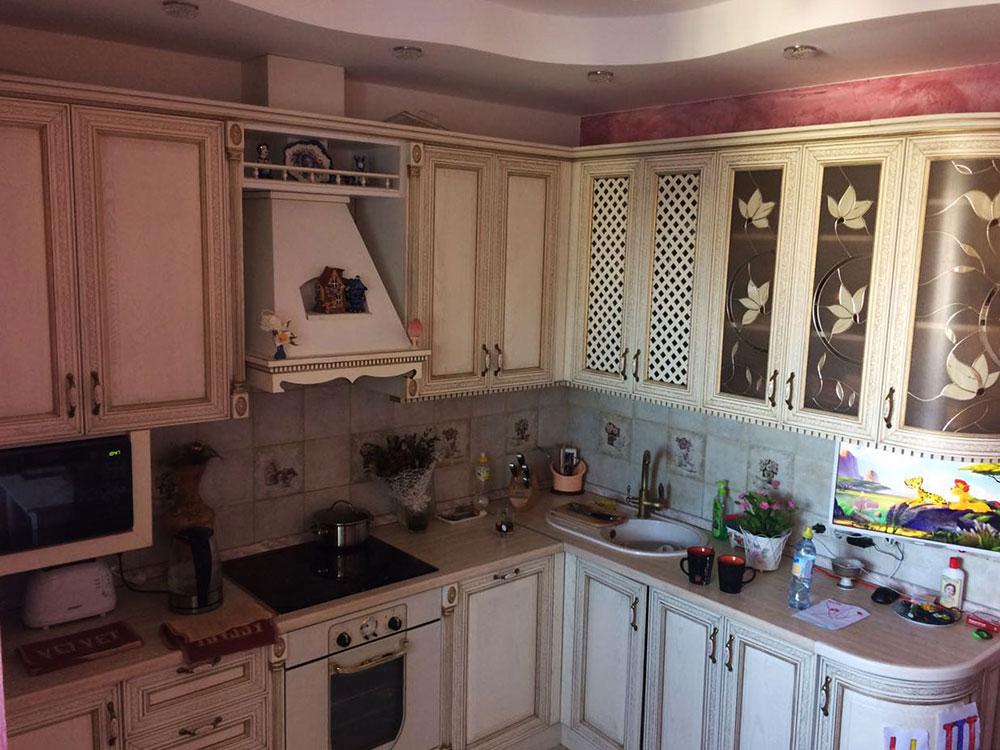 Кухни краска
