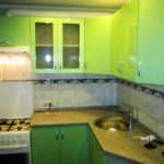 kitchen-green-gloss