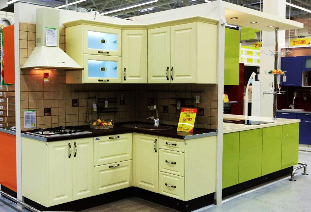 Леруа мерлен дизайн кухни